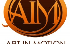 Art in Motion Logo