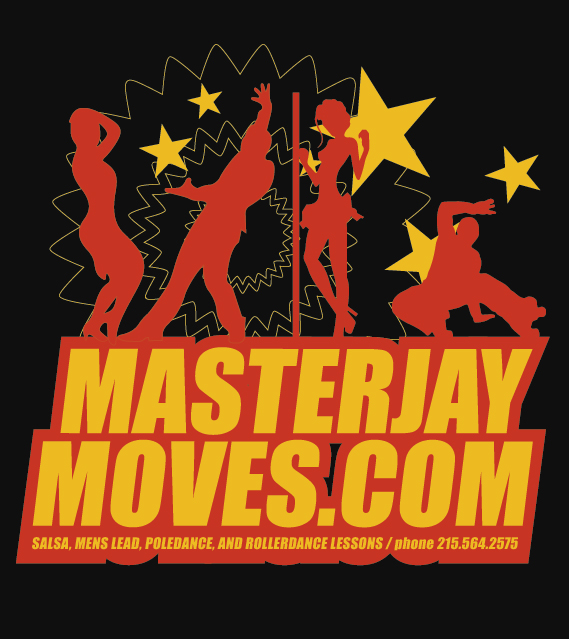 Masterjay Movies_tee-black