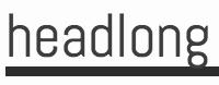 headlong logo small